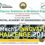 Africa Catalyst 16/17 NIMechE Innovation Challenge 2017: PRESS CONFERENCE ANNOUNCEMENT