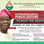 Event: Engr Tasiu Gidari Wudil to Deliver the 2017 Olu Awoyinfa lecture