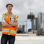 Engineering Intern Helps Construct $50 Million Building on Her Campus