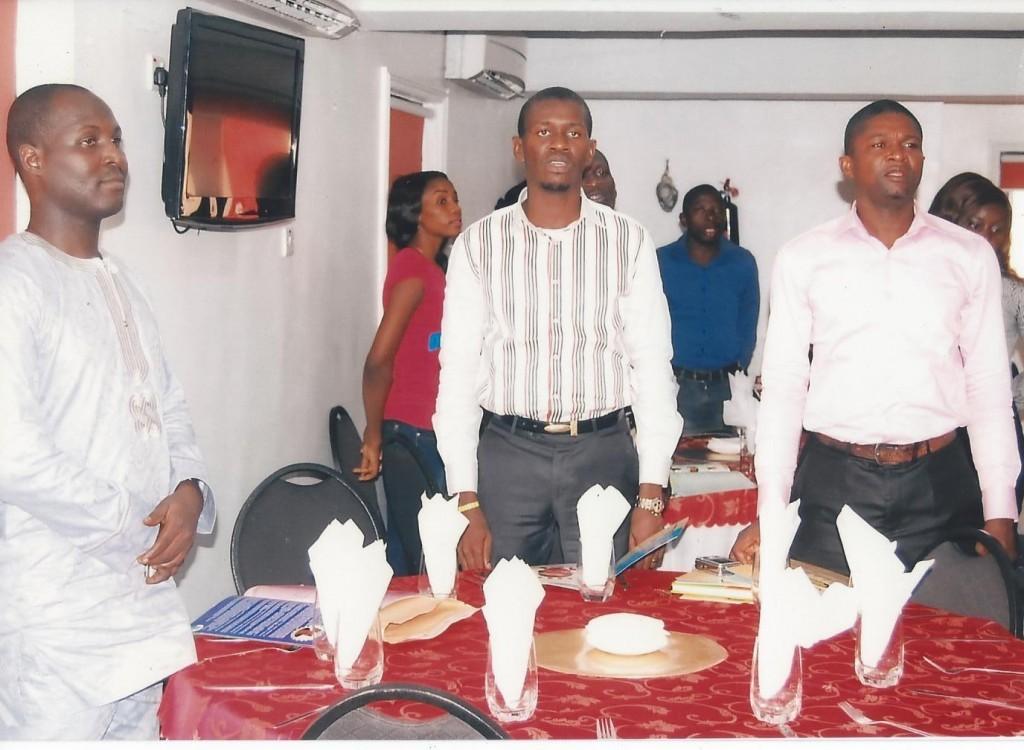 Venture into Industrial Entreprenuership, Says Engr Adewolu