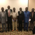 ASCE Nigeria International elects New Officers as Engr Saliu Lawal Becomes Region 10 Governor