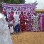 COREN president, Kashim Ali counsels youths to develop their potential and be good ambassador of their community