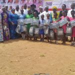 APWEN/NNPC girls in engineering Empowerment goes to North Central as COREN President is hounoured
