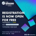 REGISTER TO ATTEND THE ENGINEERING SUMMIT, AFRICA FOR FREE