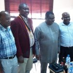 NIMechE National Chairman Visits MIKAP Mills- the Producer of MIVA Rice Brand, and also Toured its Industrial Facility.