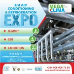 NIMechE team up with Elan Expo for the 3rd Air conditioning and Refrigeration Expo and Conference