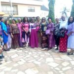 2019 APWEN Conference: President  Leads members on Courtesy Visit to Asagba of Asaba