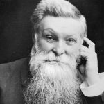 A tribute to the Scottish inventor John Dunlop who became famous for inventing pneumatic tyre
