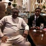 FAREWELL TO THE OUT-GOING PRESIDENT OF THE NIGERIAN SOCIETY OF ENGINEERS, ENGR. ADEKUNLE MOKOULU