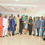 Ogun deputy governor Salako-Oyedele underscores need for skill acquisition as NSE Ikeja Branch visits