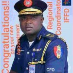 AGBILI MARTIN APPOINTED THE REGIONAL COORDINATOR OF INTERNATIONAL FIREFIGHTERS DAY (IFFD) FOR AFRICAN CONTINENT
