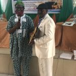 Ayotunde Ogunnoiki elected the New Lagos Branch of NSE  Chairman
