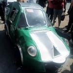 FG Unveils Car Made By 30-Year-Old Nigerian