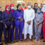 First all-female mechanic workshop opens in Sokoto