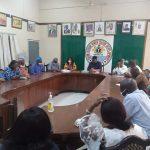 NIWE visits Arakanga Dam, promises efforts geared towards adequate water supply.