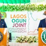 Lagos And Ogun Launch Joint Development Commission; plan joint projects