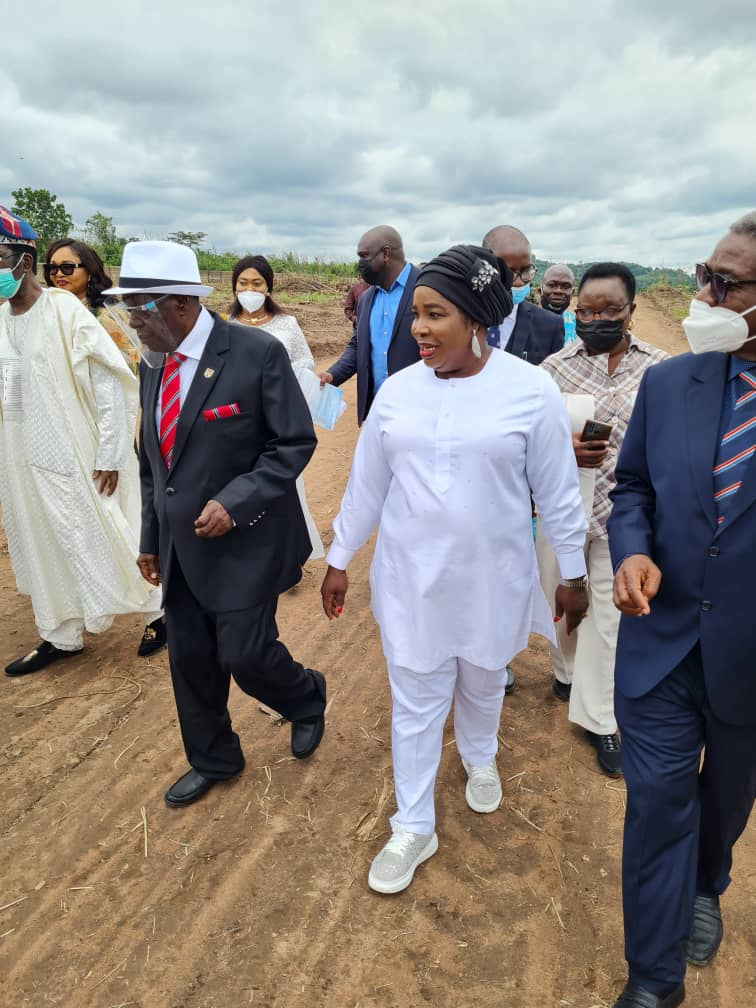 COREN JOINS OTHERS IN COMMISSIONING ABUAD INDEPENDENT POWER PROJECT, GROUND BREAKING OF MODERN INDUSTRIAL PARK