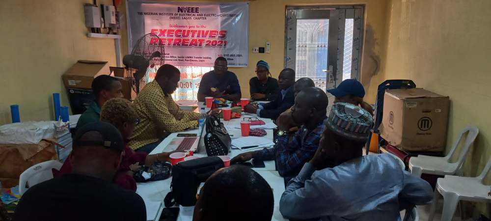 Leadership, Innovation and Members' Welfare paramount on our Agenda for Growth of Lagos NIEEE- Olalekan Olabode