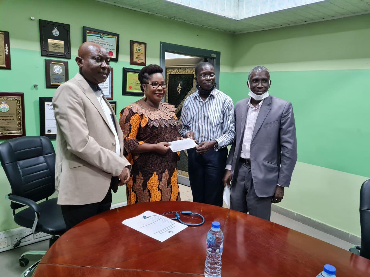 Oguntala to Chair Yabatech International  Conference; as School of Engineering Visits Kenol Limited