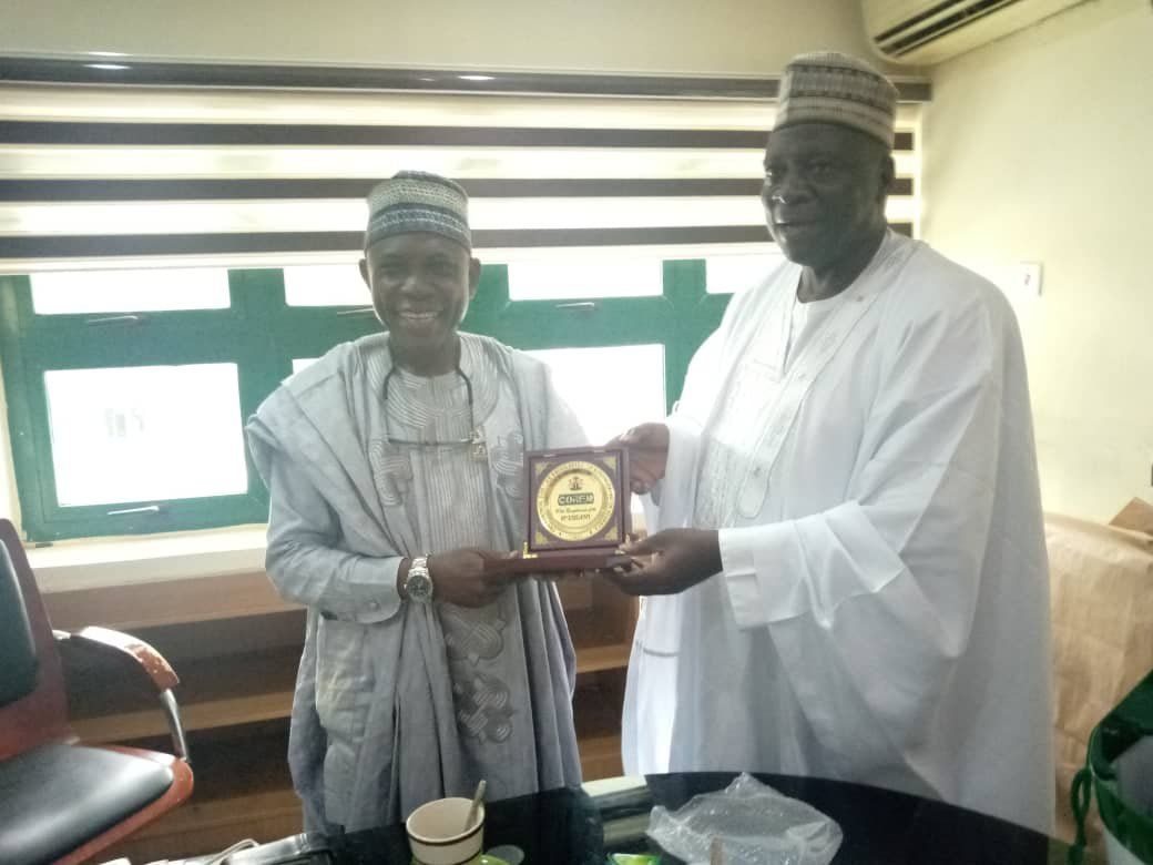 NIEE Charges COREN to Strengthen fight against Quacks, Advocates Creation of pressure Group to Fight for Engineers' Rights